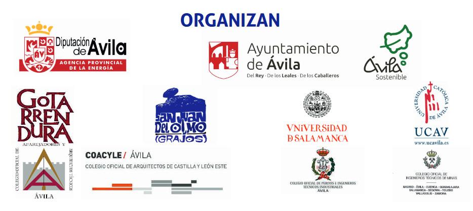 Organizadores de las Jornadas
